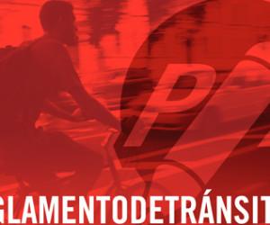 reglamento de transito