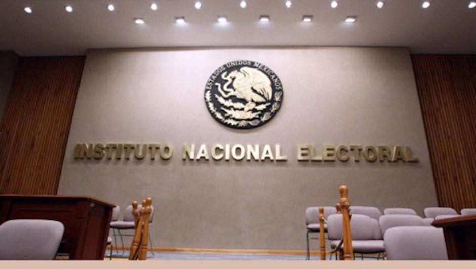 INE, irregularidades, sede INE, instituto Nacional, ife, ASF