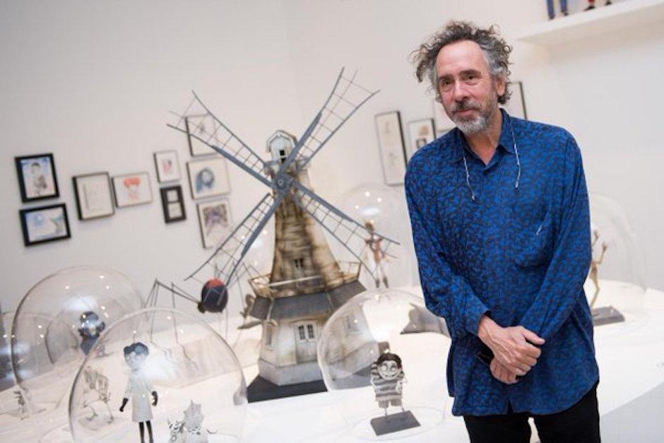 Tim burton, tim burton exposición, franz mayer exposiciones,