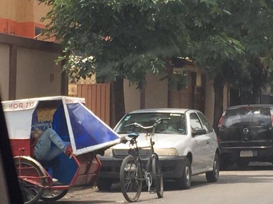 bicitaxi, mototaxi, taxi pirata, transporte pirata, tláhuac, transporte, taxi, bicleta