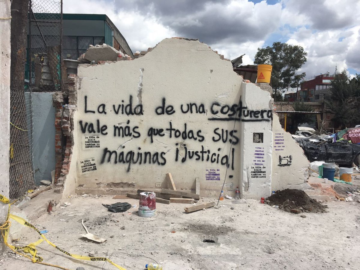 pared chimalpopoca, textileras, textil, fábrica, memorial