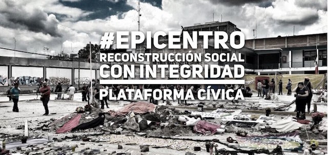 #Epicentro sismos recursos