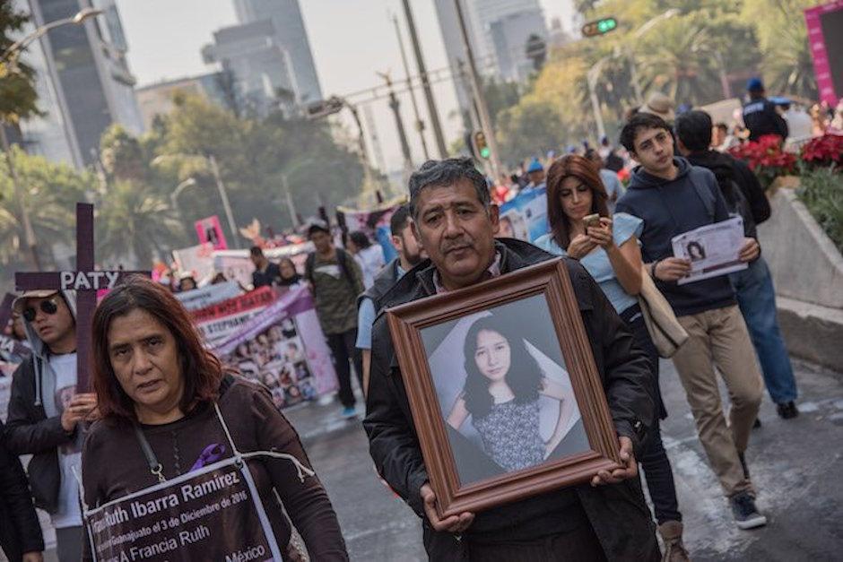 feminicidios en méxico quedan impunes por no seguir protocolos