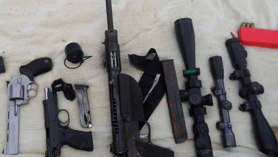 En México no se castiga el tráfico de armas