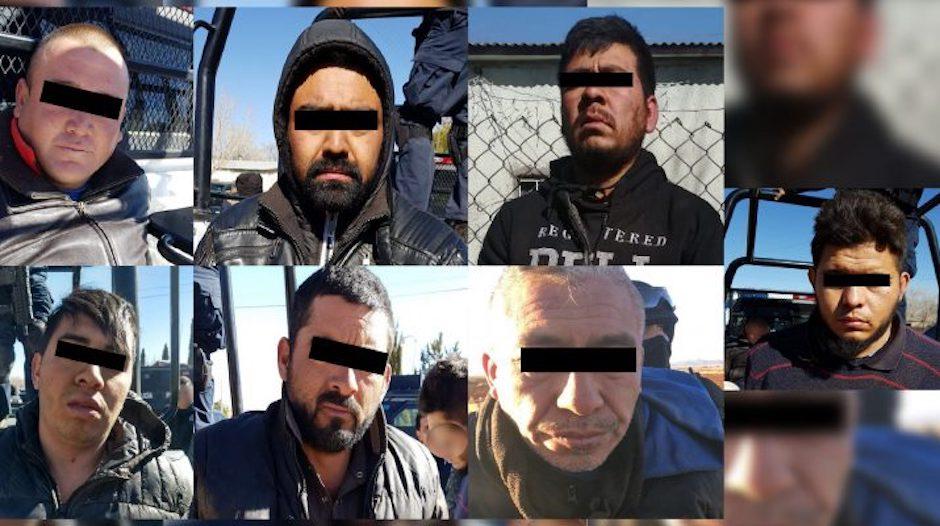 Ups... Liberan a 7 del Cártel de Juárez por meter mal el papeleo