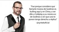 Berrinche en Twitter de Syntek nos hace preguntarnos por Godínez
