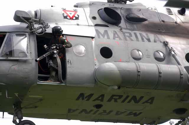 2017, año con más deserciones de oficiales de Marina desde 2014