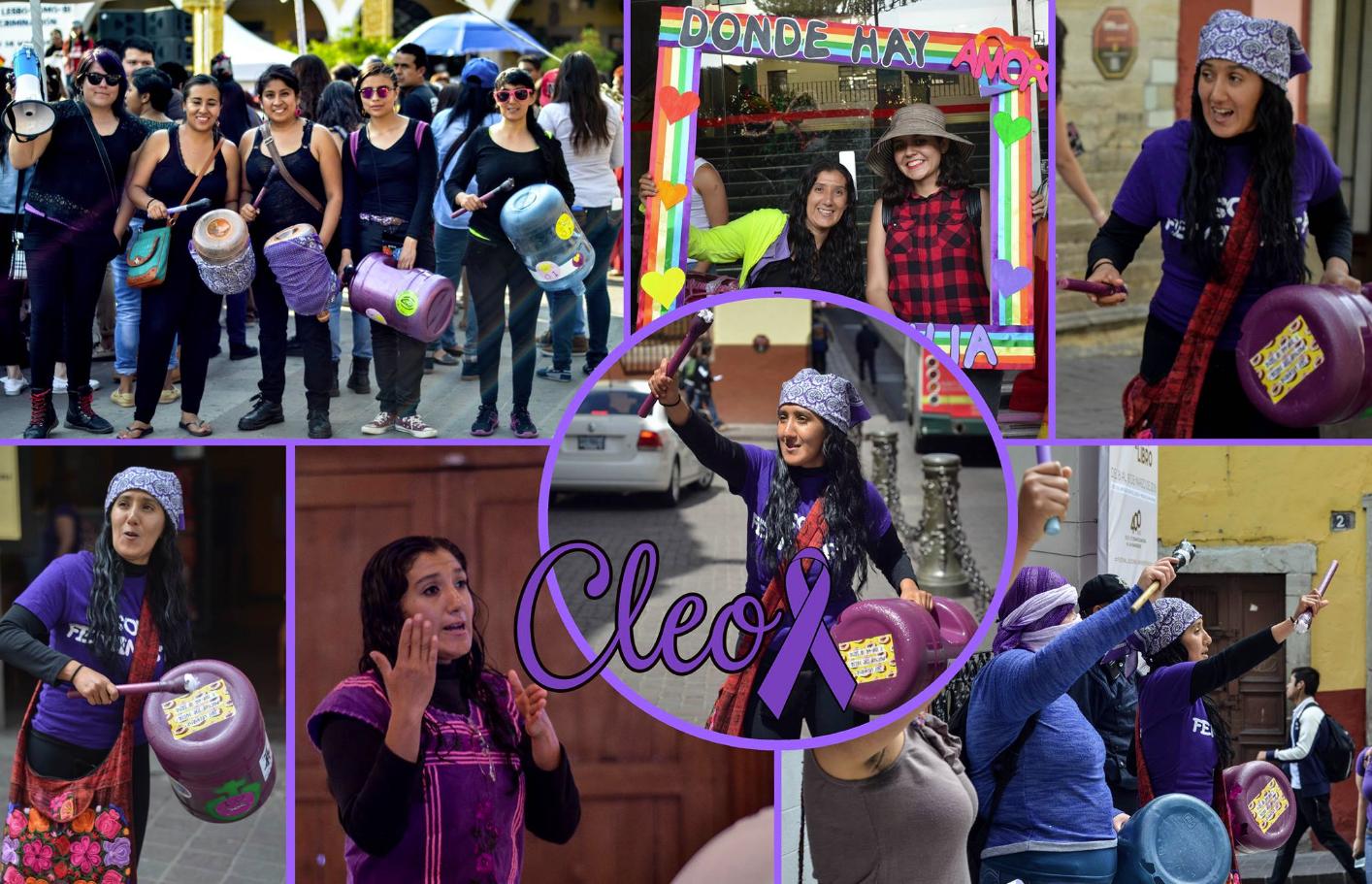Kleo, activista, lesbiana y feminista, asesinada en Guanajuato