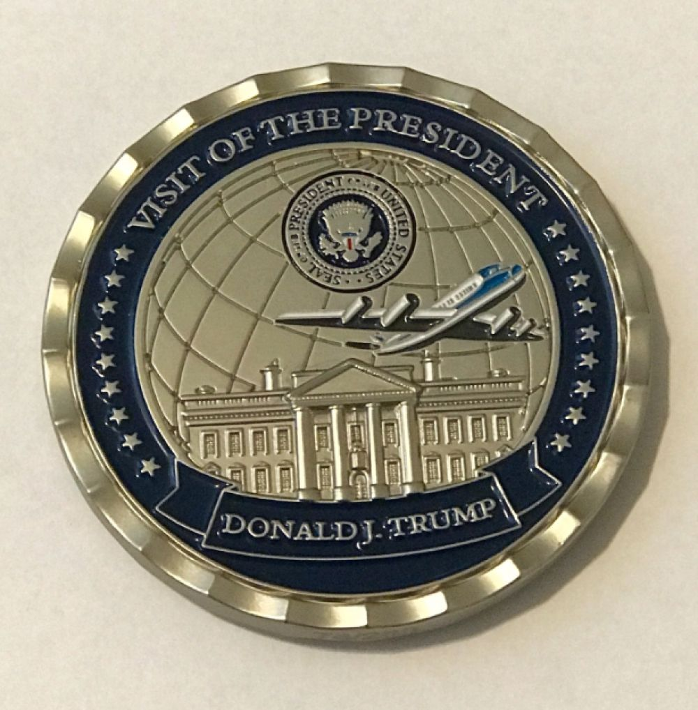 moneda reunión Trump Kim Jong-un Corea del Norte