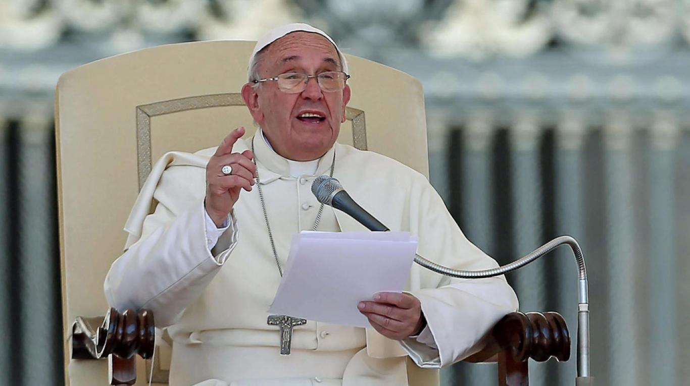 Papa Francisco Gay LGBT Homosexualidad Catolicismo