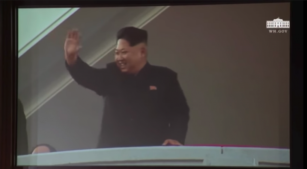 Kim Jong-un Trump Corea del Norte Singapur Trailer