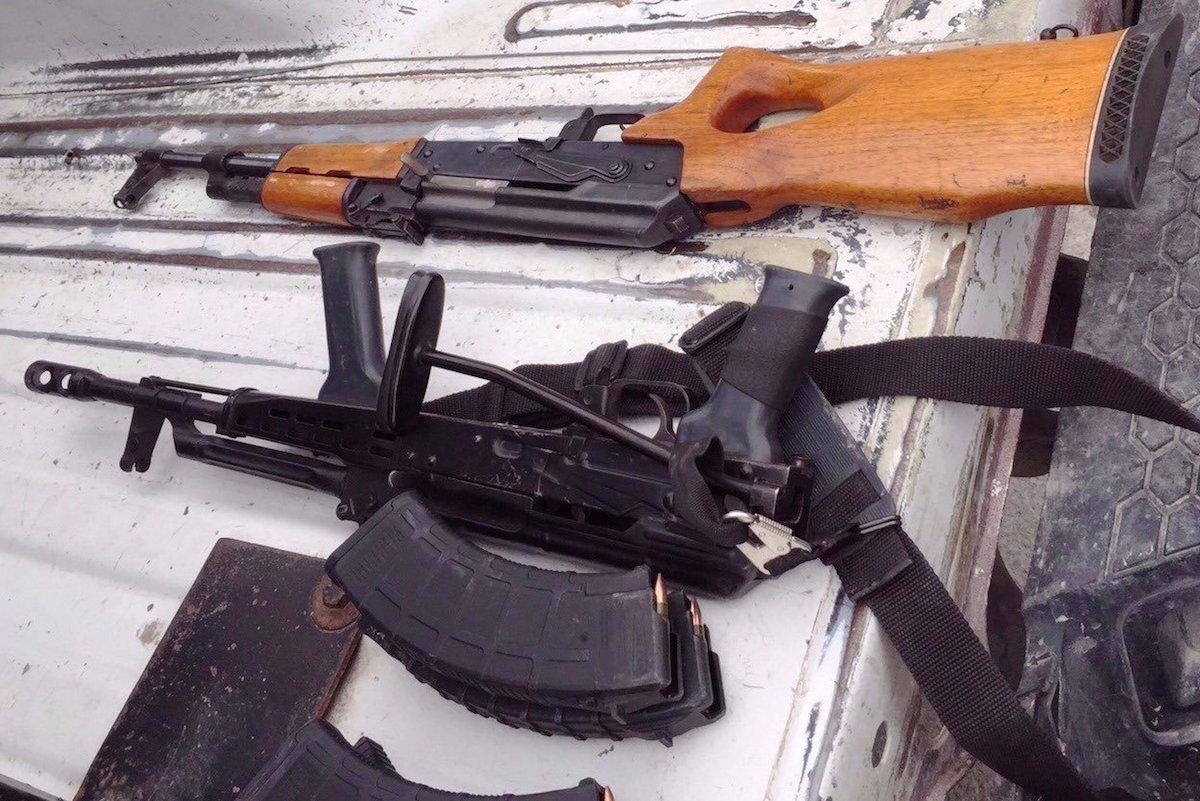 Hay 1320% más armas incautadas en México que licencias vigentes para portarlas