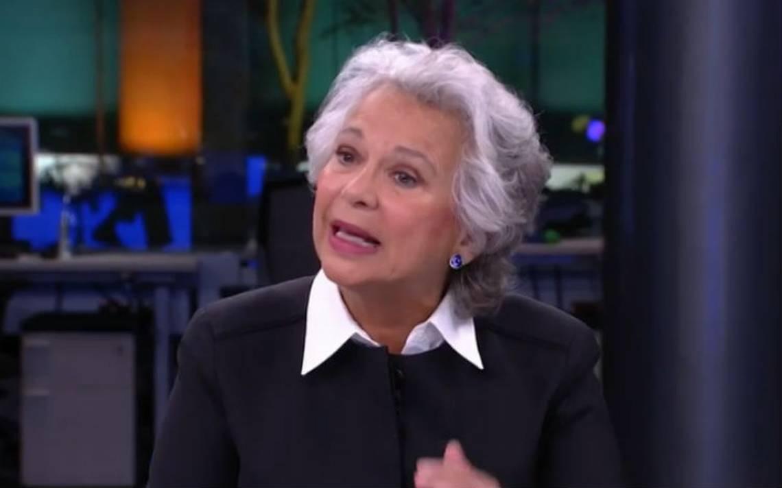 Olga Sánchez Cordero propondrá despenalización del aborto en todo el país. Noticias en tiempo real