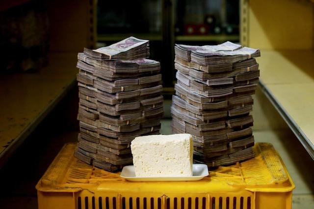 Precio queso Venezuela