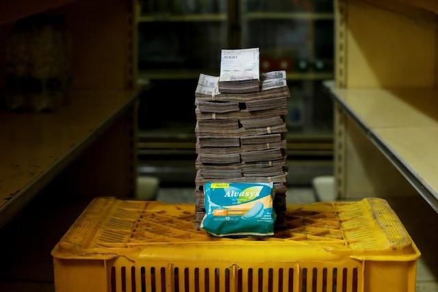 Precio toallas sanitarias