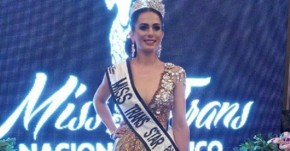Desasparece reina de belleza trans en CDMX Mishel Rodríguez