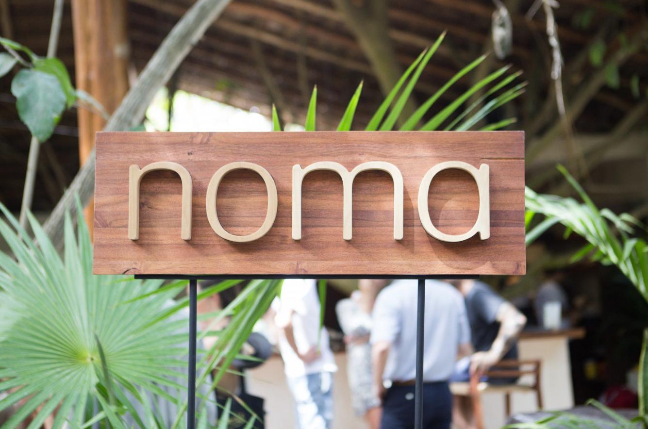 Noma, Tulum, Restaurante