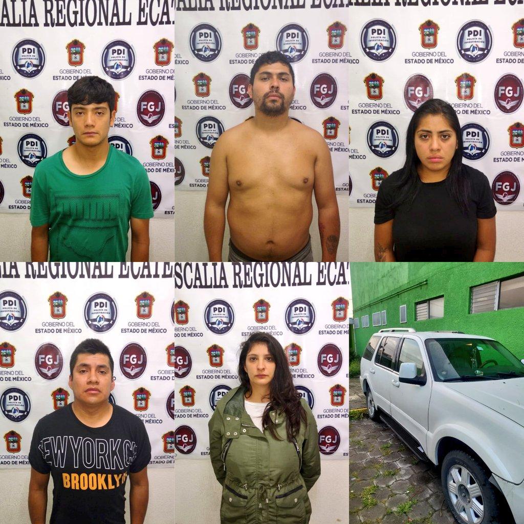 Detienen Banda Pelón Pone Rico Marihuana Creadores