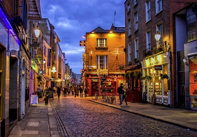 Irlanda productividad