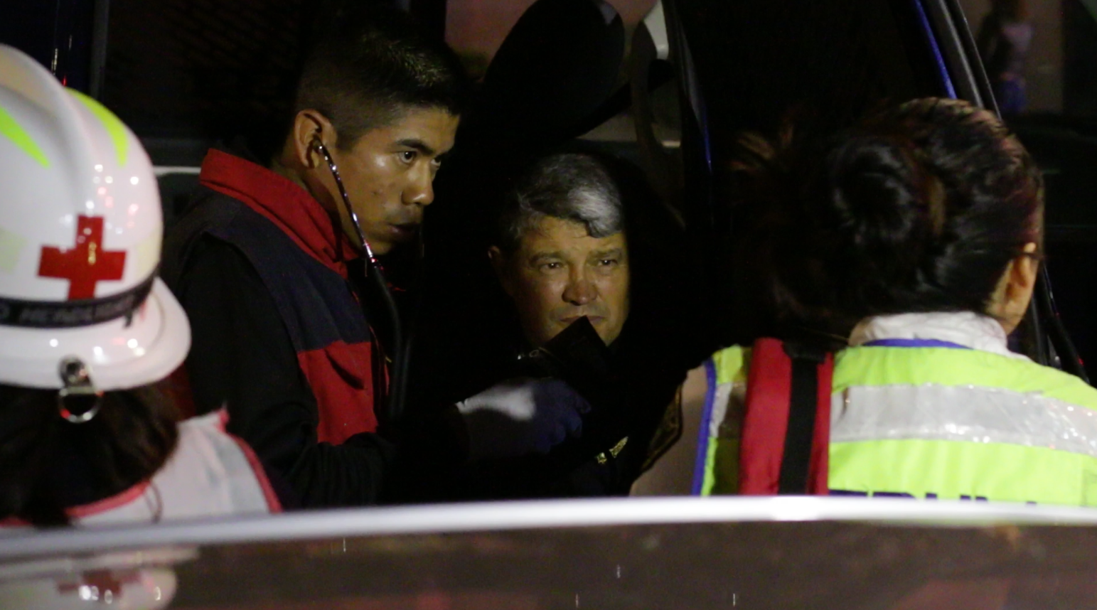 Acusado de atropellar policía podría haber sido objeto de agresión arbitraria