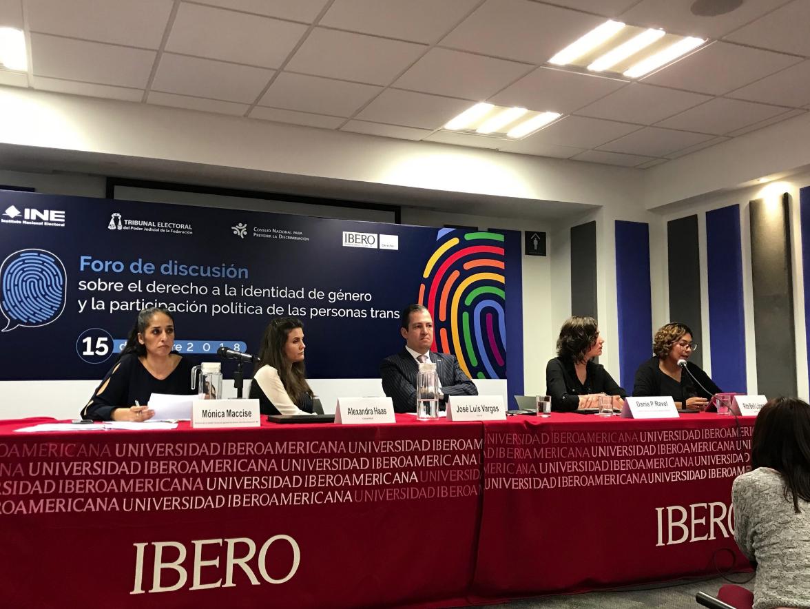 Conapred, INE, Personas trans, Oaxaca, Simulación