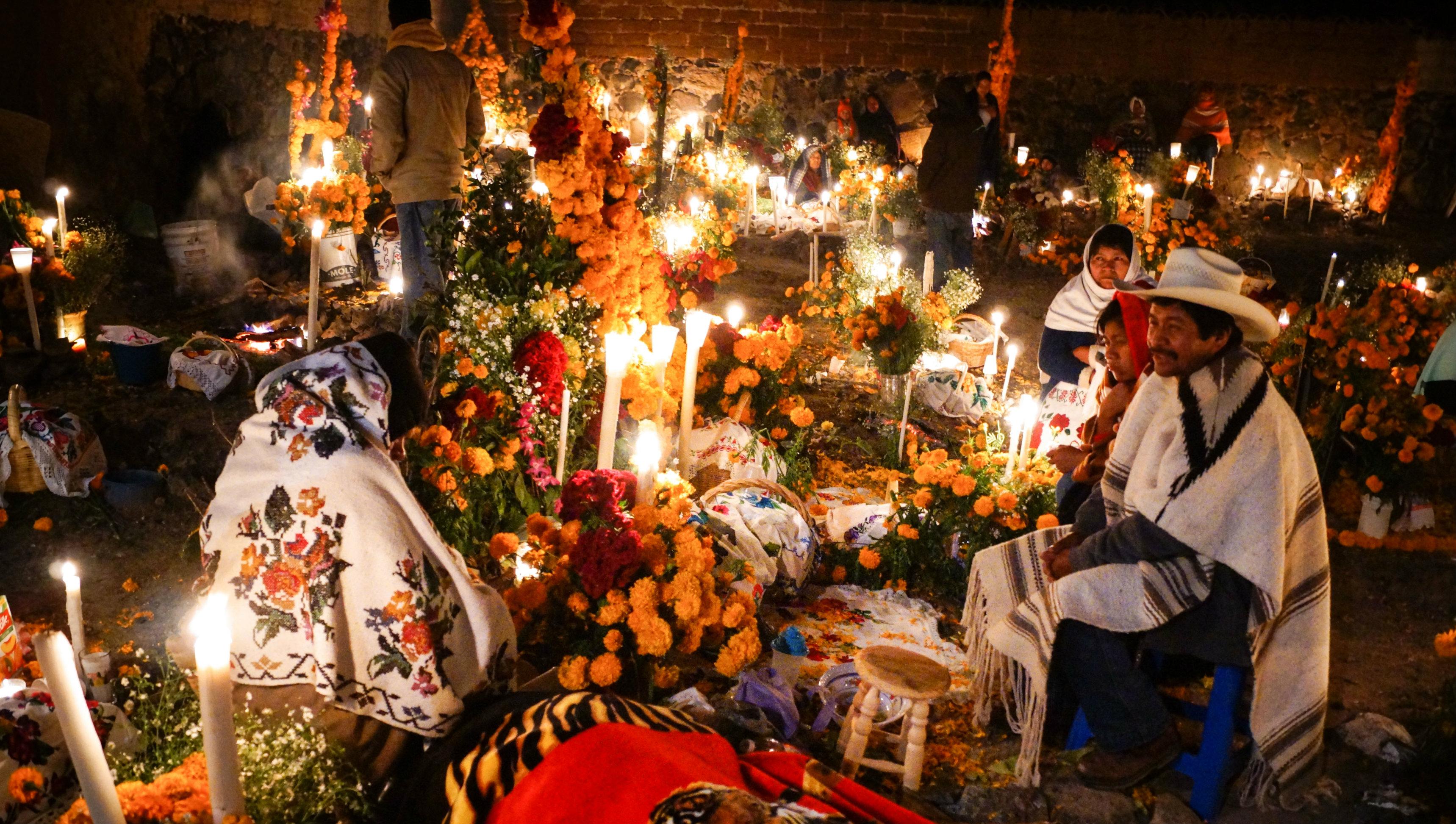 Día de Muertos, 99% europeo no indígena: INAH