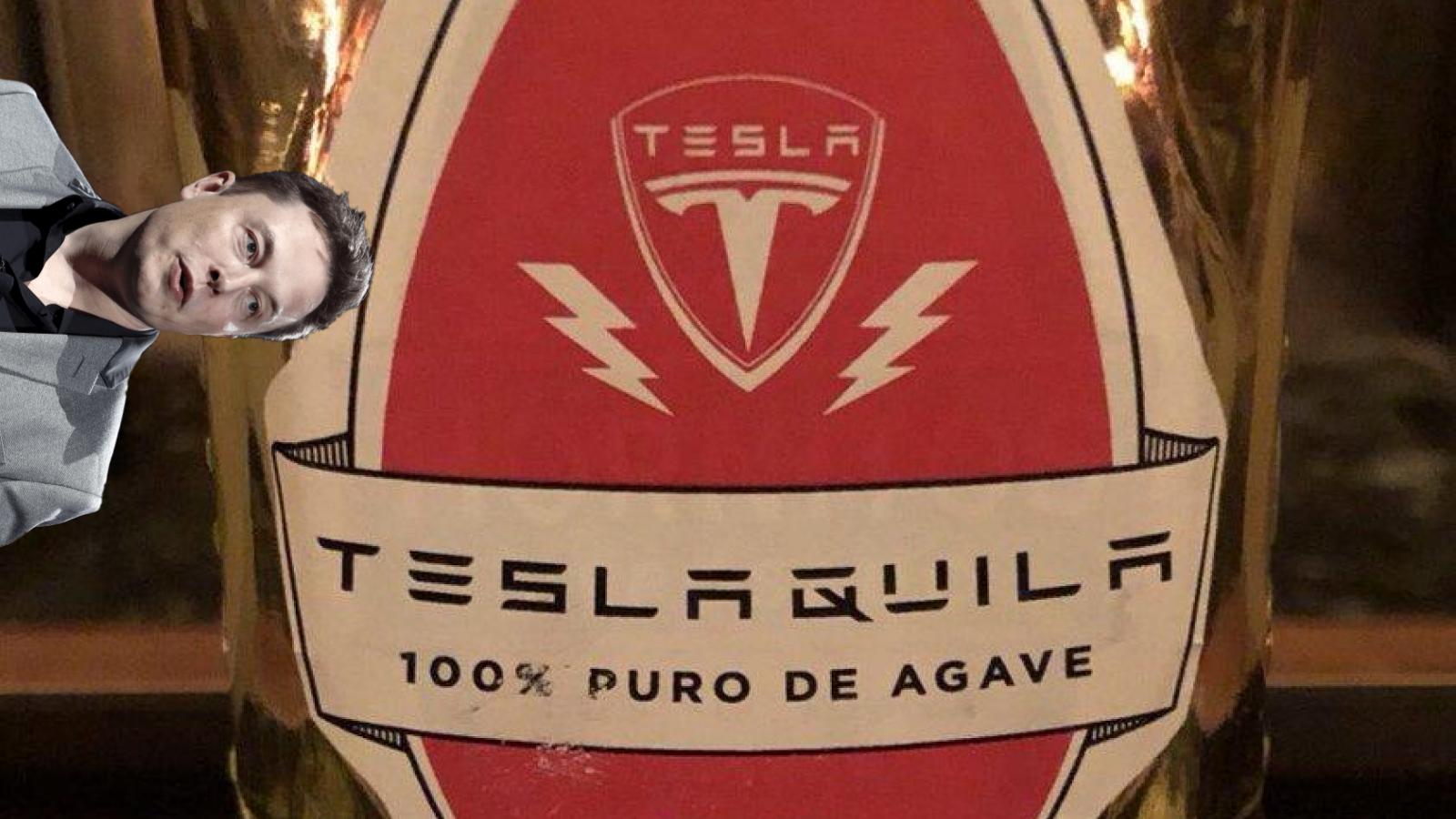 Musk registra marca Teslaquila porque YOLO