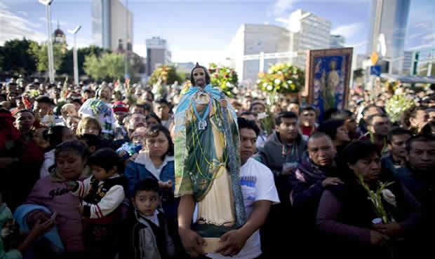 ¿Por qué San Judas Tadeo es tan venerado en CDMX?