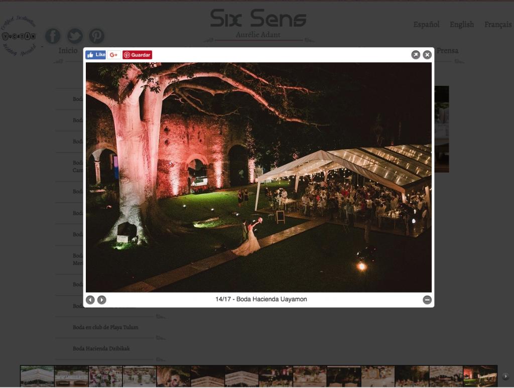 Imágenes del portafolio de eventos organizados en Hacienda Uayamón, Campeche