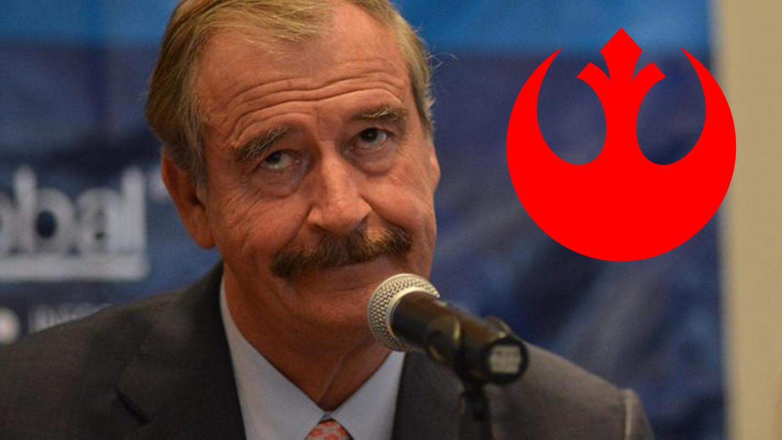 Fox llama a resistencia contra AMLO