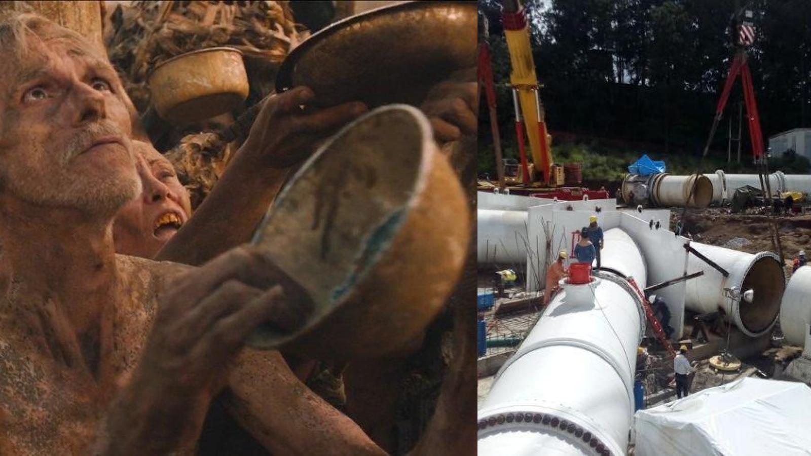Corte de agua durará entre 36 y 40 horas más: Conagua. Noticias en tiempo real
