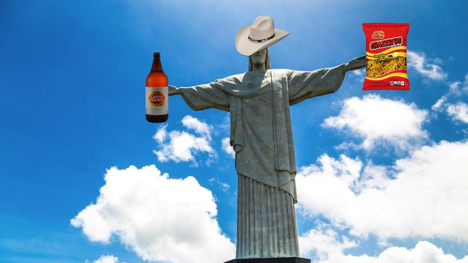 Nuevo León quiere un Cristo más grande que el de Brasil