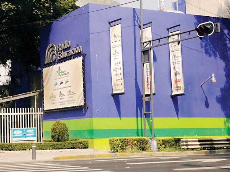 Radio Educacion, Acoso Sexual, Raul Nuñez, Oficinas