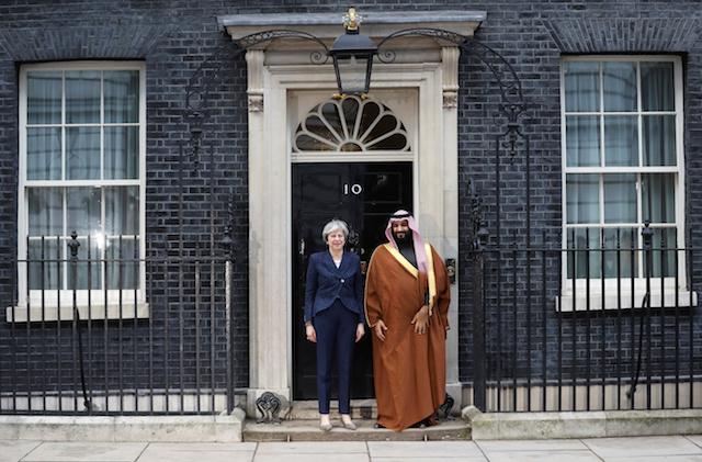 Reino Unido y Arabia Saudita