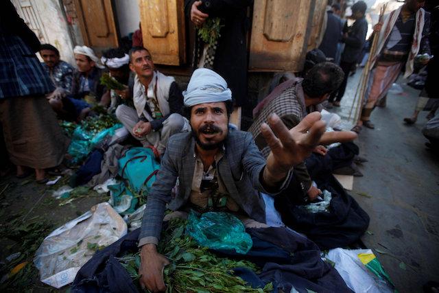 Yemen crisis humanitaria