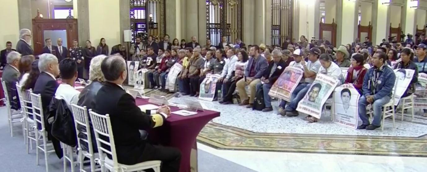 Decreto, AMLO, Normalistas, Ayotzinapa, Iguala