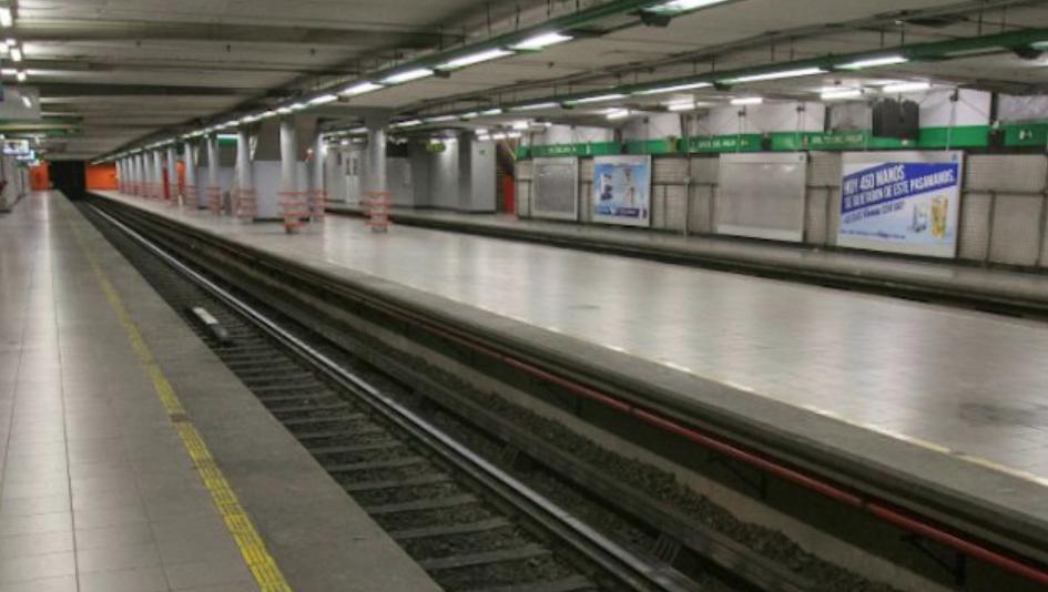 Metro, Salto del Agua, Asalto, Celular