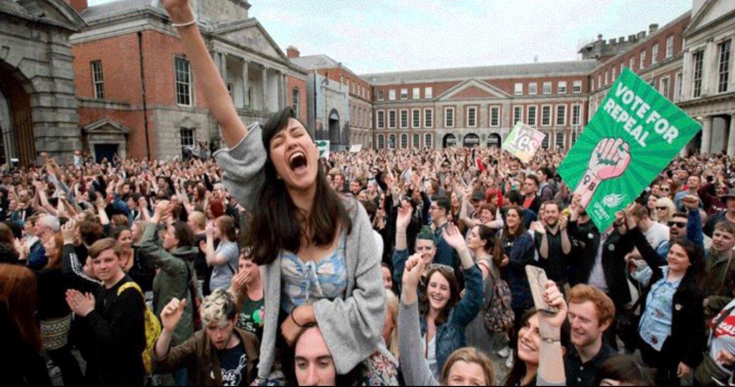 Aborto, Legal, Irlanda