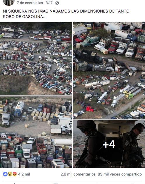 Desabasto, Gasolina, Fake News, Huachicoleo
