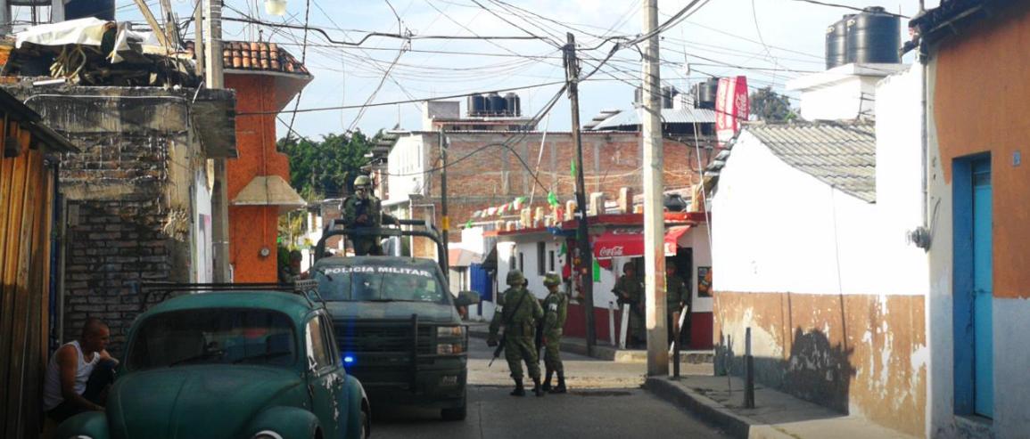 Red De Trata, Chilpancingo, UAGro, Secuestros