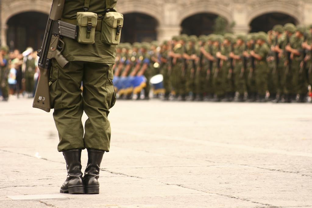 Guardia Nacional Cambios Senadores