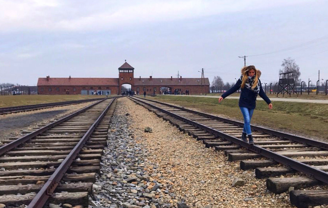 Auschwitz, Museo, Selfies, Fotos, Respeto