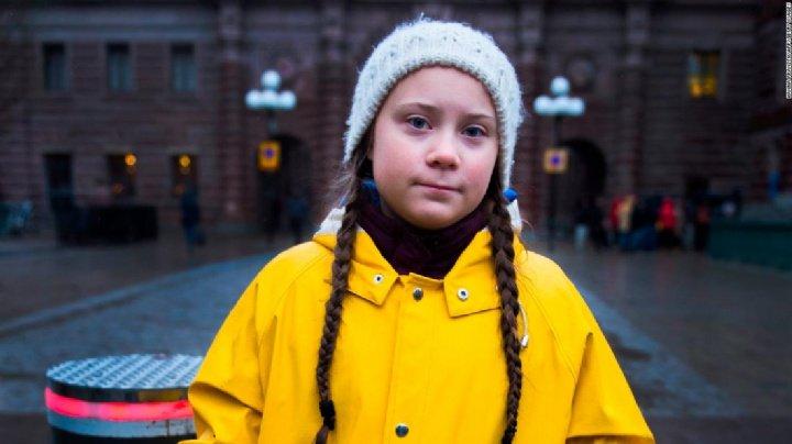 cambio climático, suecia, nobel de la paz