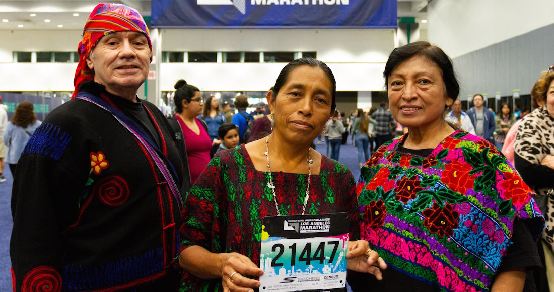 Maraton, Los Angeles, Guatemala