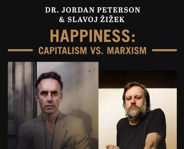 El debate entre Peterson y Zizek: ¿'debate del siglo'?