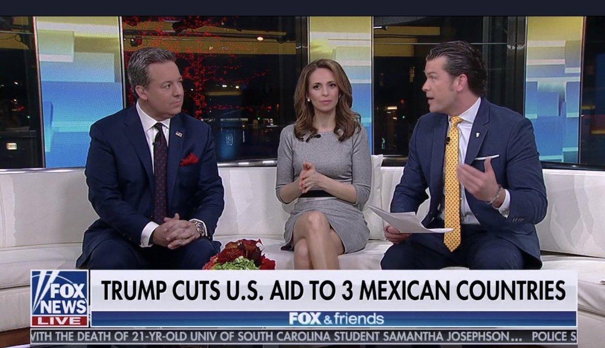 Fox News dice que hay tres países mexicanos