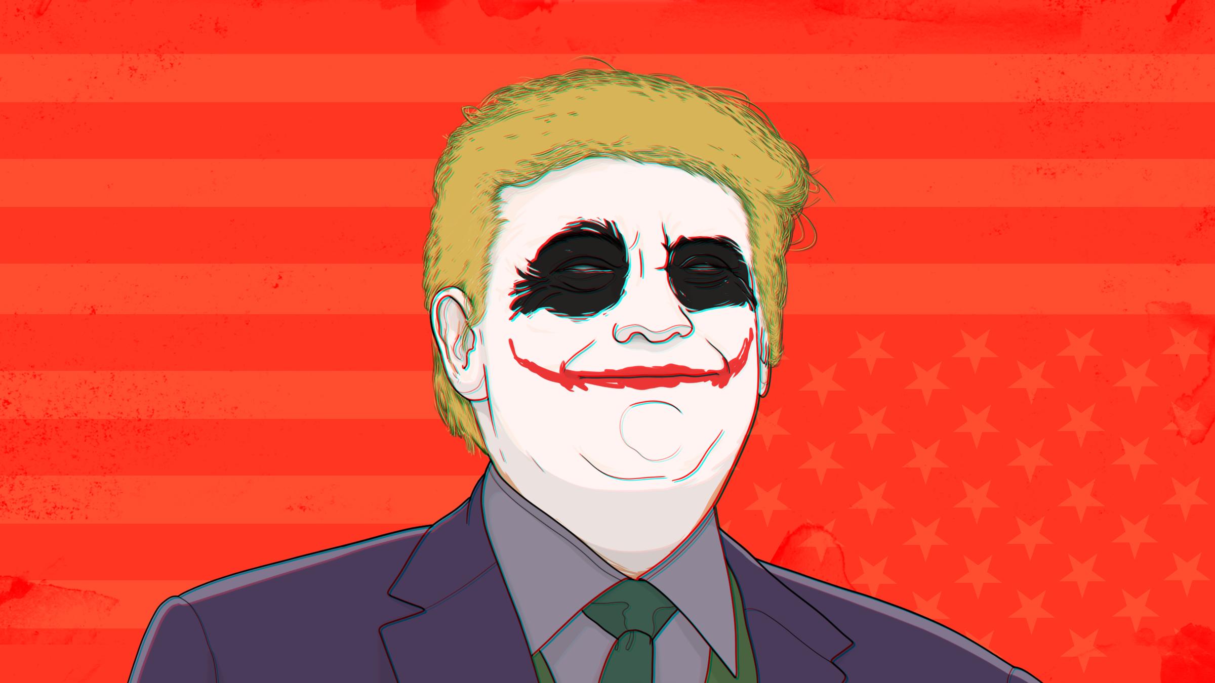 Trump roba la idea de presidente de Hollywood