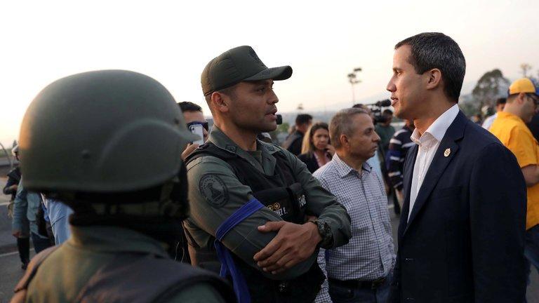 Venezuela posible golpe de Estado