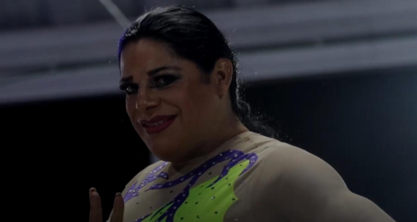Miss Gaviota, Luchadora, Exóticos, Trans