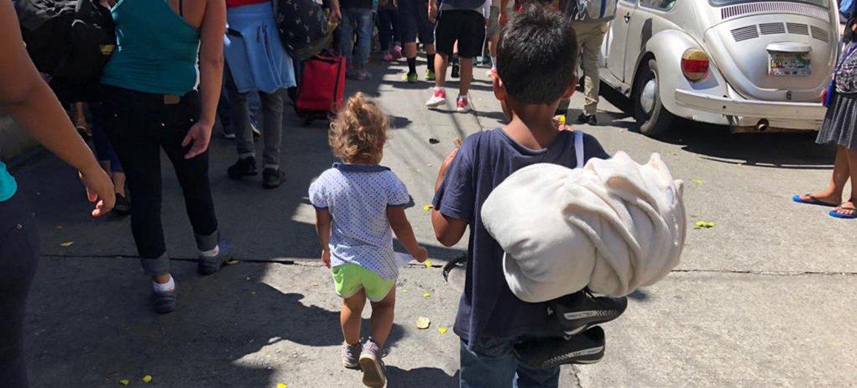 ¿Cómo ha tratado México migración de niños centroamericanos